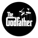"""The Godfather - 5"""" Round Magnet"""