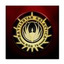 Battlestar galactica - Face Towel