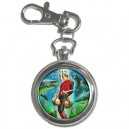 Captain Scarlet - Key Chain Watch