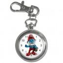 The Smurfs Papa Smurf - Key Chain Watch