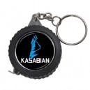 Kasabian Logo -  Measuring Tape Keyring