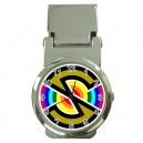 Captain Scarlet Spectrum - Money Clip Watch