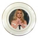 Britney Spears - Porcelain Plate