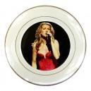 Celine Dion - Porcelain Plate