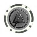 Linkin Park Logo - Poker chip Card Guard