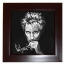 Rod Stewart - Framed Tile