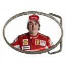 Fernando Alonso - Belt Buckle
