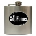 The Sopranos - 6oz Hip Flask