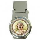 Queen Elizabeth II Diamond Jubilee 60 Years - Money Clip Watch