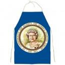 Queen Elizabeth II Diamond Jubilee 60 Years - BBQ/Kitchen Apron