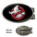 Ghostbusters - Oval Money Clip