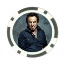 Bruce Springsteen - Poker chip Card Guard